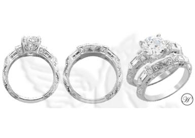 Gordon Clark - Engagement Ring