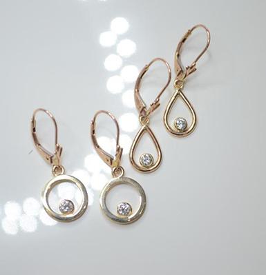 Original Earrings _ St Johns Jewelers