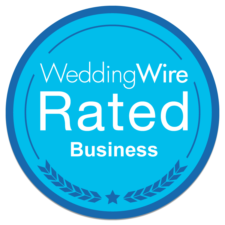 Image result for weddingwire rated